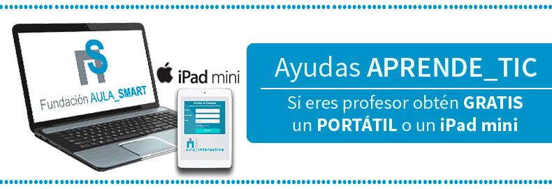 Ayudas APRENDE_TIC
