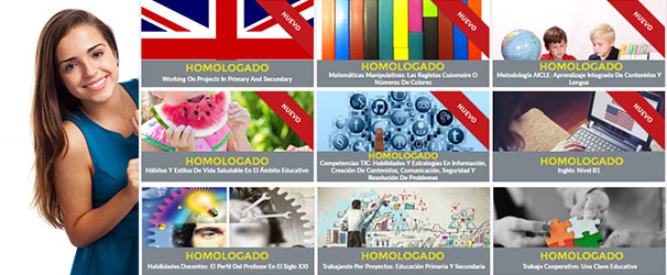 Catálogo Cursos Homologados