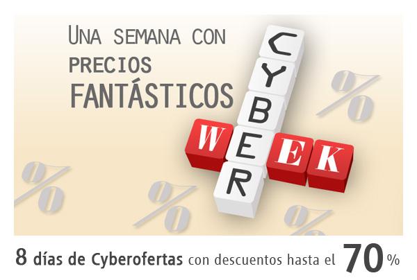 Cyber Week. Una semana con precios fantásticos